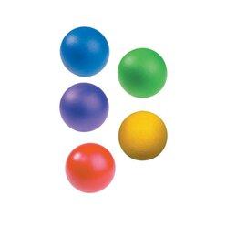 Softball, beschichtet, 15 cm, pink