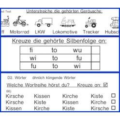 Audio CD 1 Hörtraining (Schullizenz)