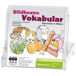 Bildboxen Vokabular 4er Set (befindet sich in der Nachproduktion)