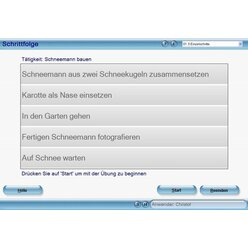 Fresh Minder 3 Pro Software, 1-Platz Lizenz - Übungen 15-29 auf CD-Rom