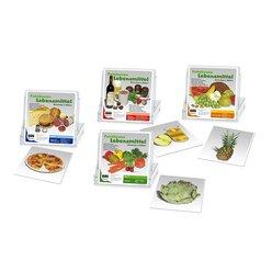 Fotokarten Lebensmittel Obst
