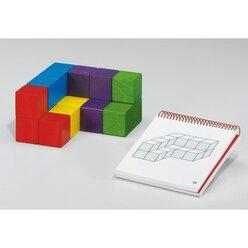 Set Nikitin Basispaket N2 - N5 inkl. Buch