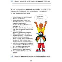 225 Erlebniserzählung - Aufsatz 4.-5. Klasse