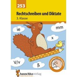 253 Rechtschreiben und Diktate 3. Klasse