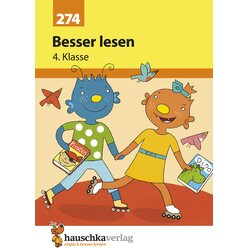 274 Besser lesen 4. Klasse