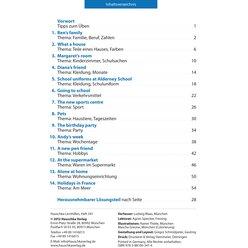 341 Diktate und Übersetzungen - Englisch 5. Klasse
