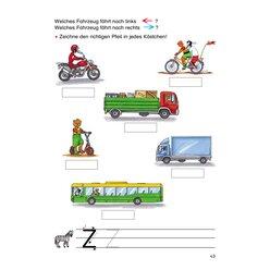 611 Vorschule - Übungen für die Vorschule und zur Förderung der Schulreife