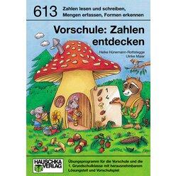 613 Vorschule - Zahlen entdecken