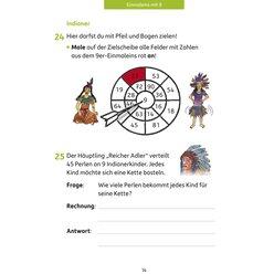 652 Einmaleins Mathematik 2./3. Klasse