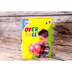 Gymnic Overball 23 cm, gelb, bis 80 kg