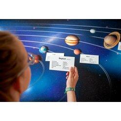 Lernteppich Sonnensystem