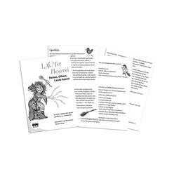 Lauter Hexerei Kartensatz Reime, Silben, Laute hexen