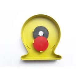 Lernuhr für Schüler aus RE-Plastic - synchron - 1 Stück