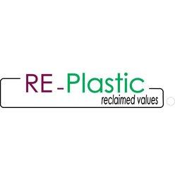 Wendeplättchen, 400 Stück aus RE-Plastic° im Polybeutel