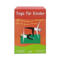 Yoga für Kinder – 50 entspannende Übungen