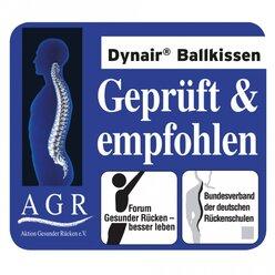 TOGU® Dynair Ballkissen KIDS 30cm rot