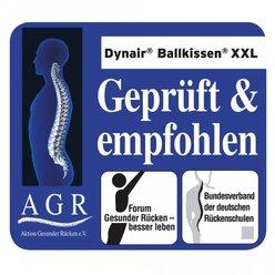 TOGU® Dynair Ballkissen XXL 50 cm blau