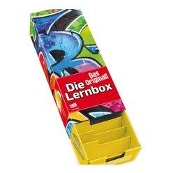 AOL Lernbox DIN A8, Design: Graffiti, 30er-Paket