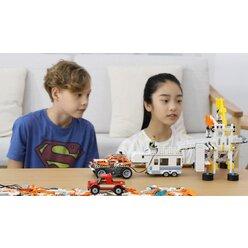 Apitor SuperBot, Robotik-System, ab 6 Jahre