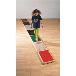 Fußtastplatten, 7 Stück, ab 2 Jahre