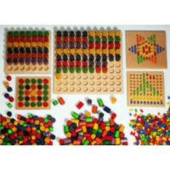 Quadratform Steckbrett