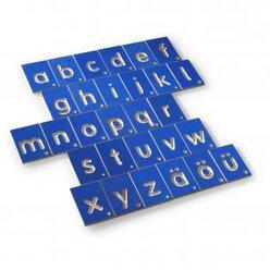 Lernspiel Kleinbuchstaben, ab 4 Jahre