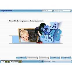 Fresh Minder 2 Software, 1-Platz Lizenz - Übungen 1-14 auf CD-Rom