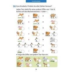 71 Mathe trainieren 1. Klasse