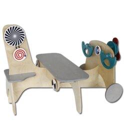 Spielecke Flugzeug, ab 2 Jahre