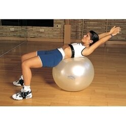 Gymnic Fit Ball 75 cm, perlmutt