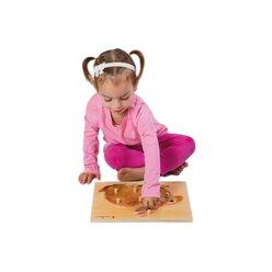 Holz-Puzzle Hase, ab 2 Jahre