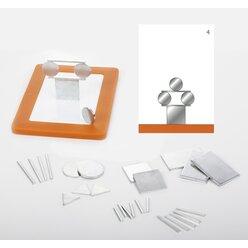 Magna Sticks 2, Magnetspiel mit Vorlagekarten, ab 4 Jahre