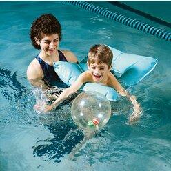 Spordas® Sensation Ball, mit zwei Innenbällen, 17,8 cm