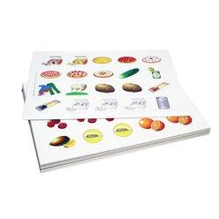 Kon-Lab Kartensatz Wortzusammensetzungen, 0-10 Jahre