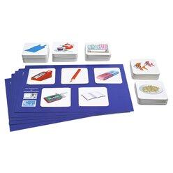 Kon-Lab LexPack Schachtel 1, Bildkarten und Legetafeln, 0-10 Jahre
