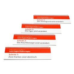 Kon-Lab Die Satzgliederfabrik Präpositionsstreifen, 16 Ringbücher, 0-10 Jahre