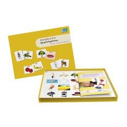 Kon-Lab Sprachrhythmus, Kartensatz, 0-10 Jahre