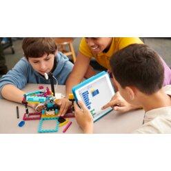 LEGO Education SPIKE PRIME Basis-Set 45678, 528 Teile in Aufbewahrungsbox