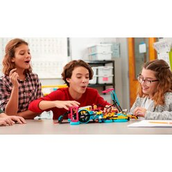 """LEGO Education SPIKE Prime Set 45678 <span style=""""color:red;"""">NEU!</span>"""