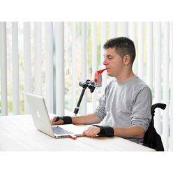 IntegraMouse Plus Set, kabellose und mundgesteuerte Computermaus