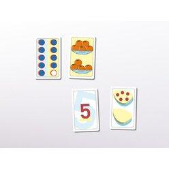 LingoCards Schnapp! Gleich viel! - Mengen erfassen, Kartenspiel, ab 6 Jahre