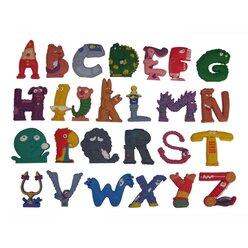 Die Alphas - Mit allen Sinnen Lesen lernen für alle Kinder von 4-7 Jahren