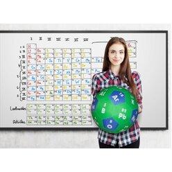 Lernspielball Elemente des Periodensystems, 5.-10. Klasse