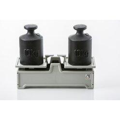 Tafelwaage Tragkraft 2 kg, Spezialmaterial mit Glasfaser