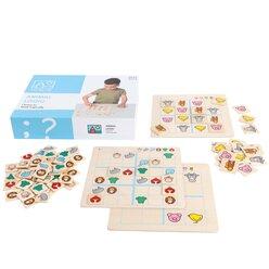 Animal logic, Logikspiel mit Aufgabenkarten, ab 4 Jahre
