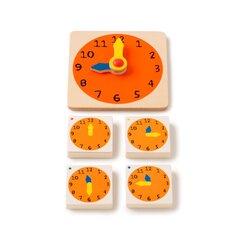 Wie spät ist es?, Lernspiel, ab 5 Jahre