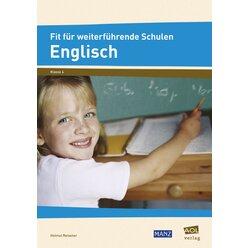 Fit für weiterführende Schulen: Englisch, Broschüre, 4. Klasse