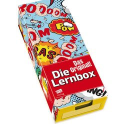 AOL Lernbox DIN A8, Design: Comic, 25er-Paket
