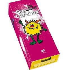 AOL Lernbox DIN A8, Design: Monster
