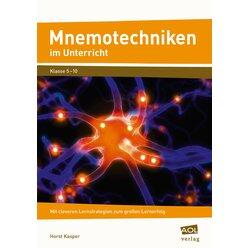 Mnemotechniken im Unterricht, Buch, 5.-10. Klasse, Buch